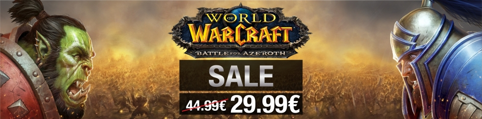 News - World of Warcraft | Baltic Data