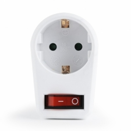 Energenie Switchable Plug In Socket Schuko White Outlet Strips