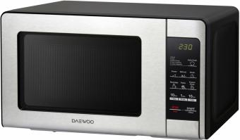 d701a558bf3 Daewoo KQG-664BB Black/Silver - Microwave owens - Household ...
