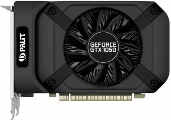 PALIT GeForce GTX 1050 3GB StormX