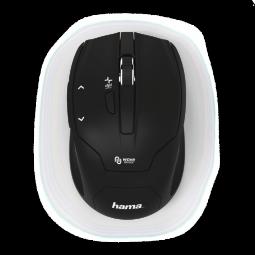 437a281d6c4 Hama Compact Milano Black - PC mice | Baltic Data