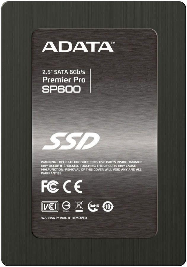 SSD A-Data 64GB ASP600S3-64GM-C - Hard Drives | HDD | SSD