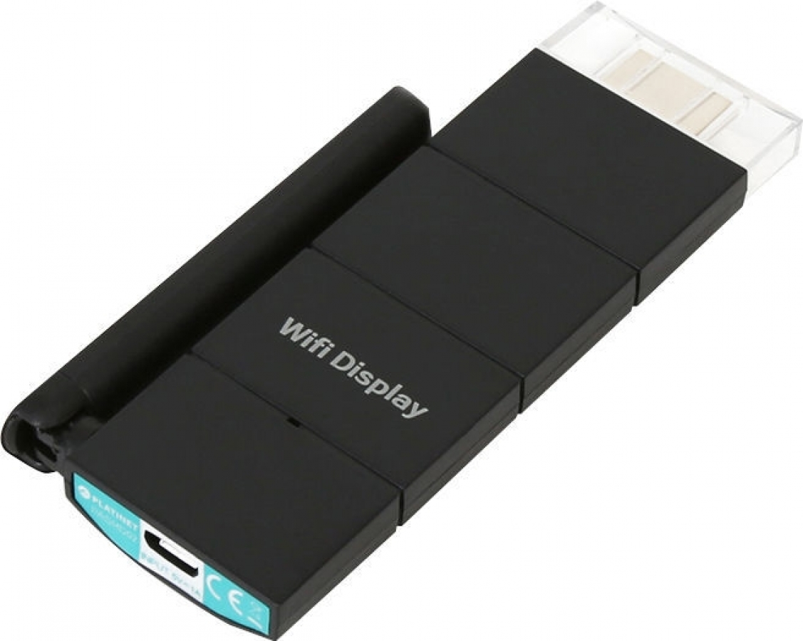 Platinet TV Miracast/Airplay Dongle HDMI - Multimedia