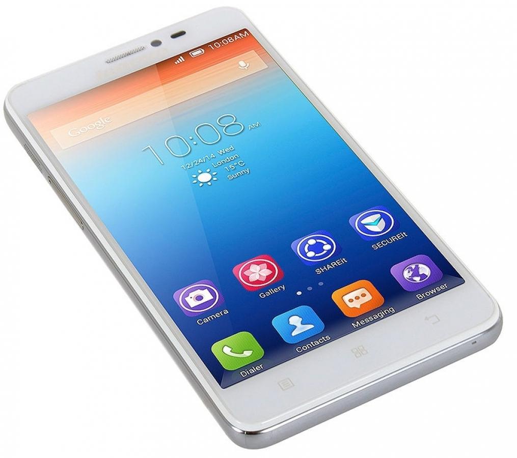Smartphone Lenovo S850 Dual Sim Mobile Phones And Smartphones Quadcore Processor Image 1image